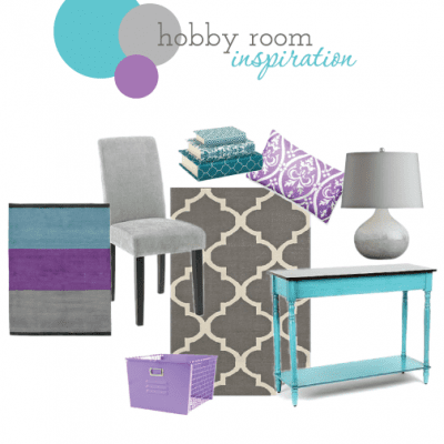 Hobby Room Colors