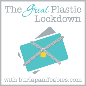 http://acraftedpassion.com/2013/10/the-great-plastic-lockdown/