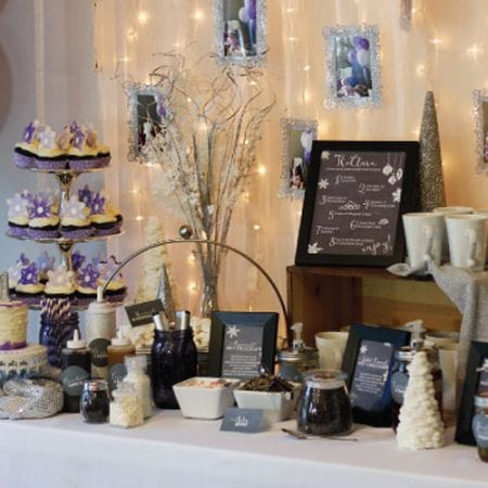 Tips to Throw an EPIC Hot Chocolate Bar Party