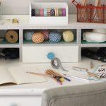 Add Detail to Furniture Using Washi Tape