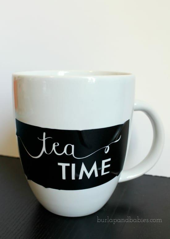 Sharpie DIY mug