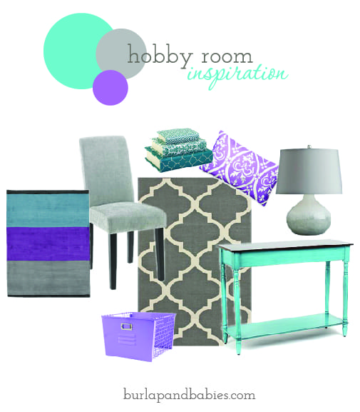 Hobby room inspiration