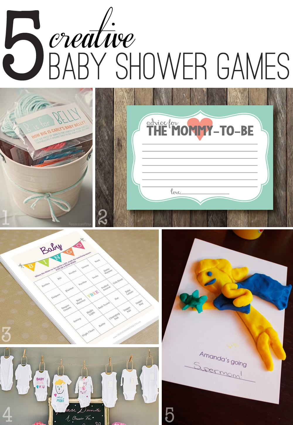 creative baby shower games burlap and babies