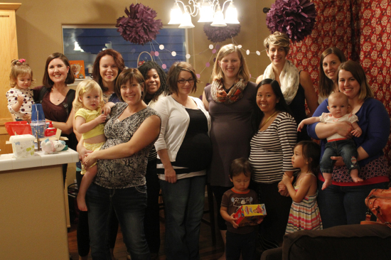 All Things Baby Shower