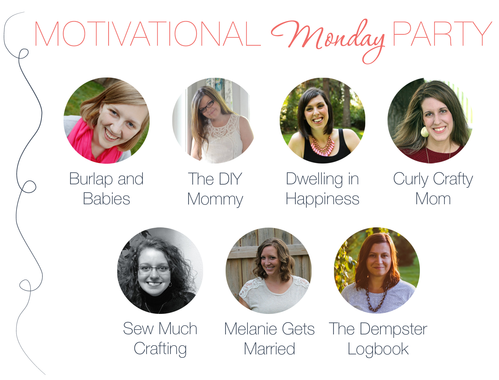 Motivational Monday Hosts
