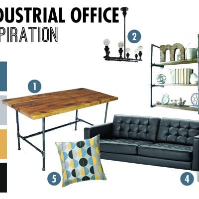 Industrial Office Inspiration