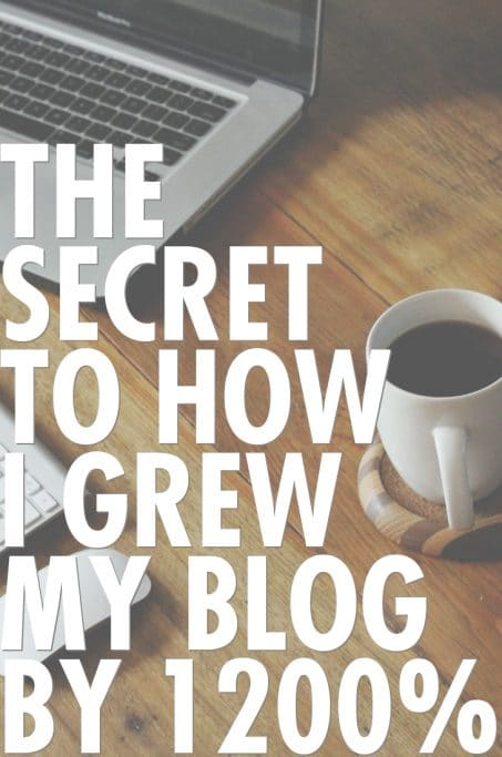 Ready to grow your blog? Find out how I grew my blog by over 1200% with real stats and graphs with the help of Elite Blog Academy!