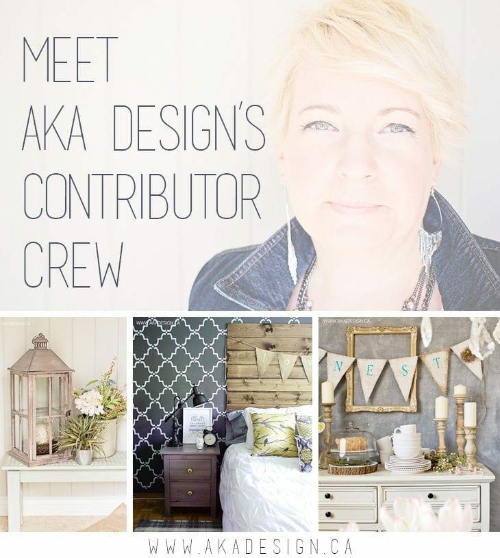 Meet AKA Design's Contributor Crew!