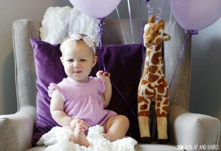 9 Month Baby Update
