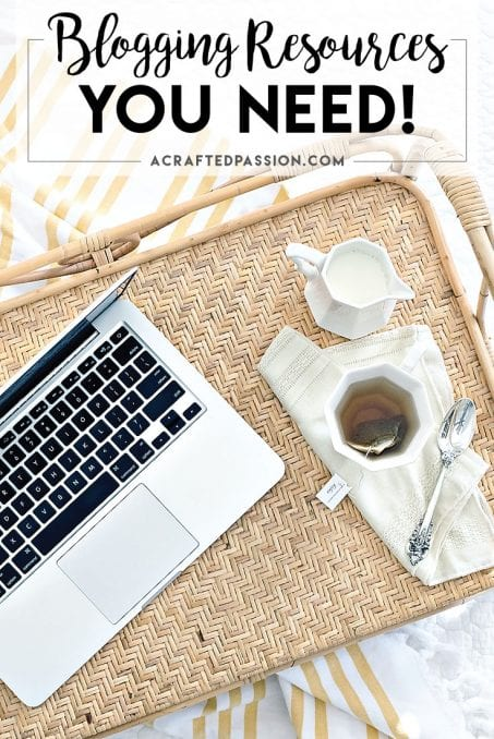 21+ Blogging Resources - Everything from photography classes, inspirational email subscriptions, and some killer blogging courses. This covers all my best tips from beginner to advanced bloggers. What would you add to this list?