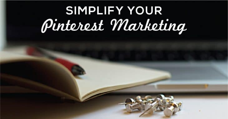 Simplify Your Pinterest Marketing — Get the Simple Pin Master Course!
