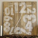 How to Make a Fixer Upper Inspired Clock to Make a Statement