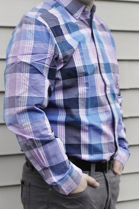 Man in shirt image.