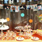 Host a Backyard Bridal Shower
