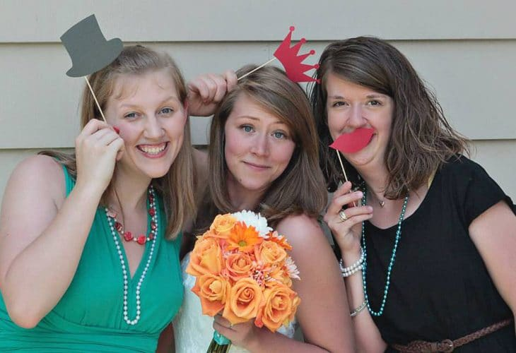 Host a beautiful backyard bridal shower full of lots of DIY ideas, decorations, finger food recipes, and fun games.