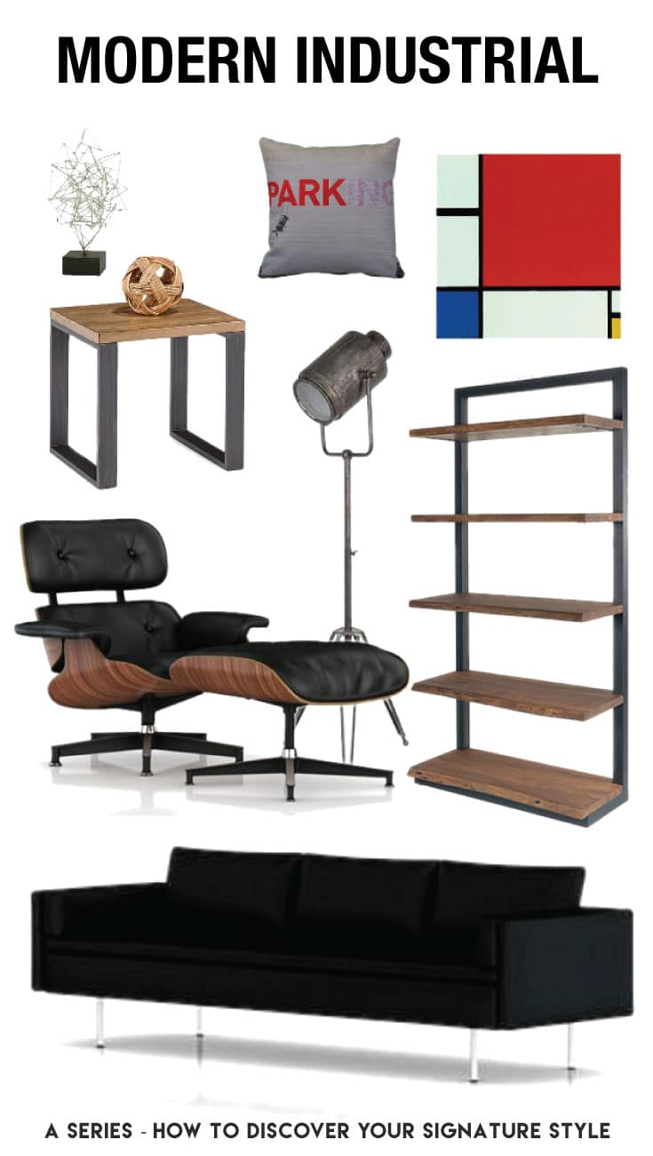 Modern Industrial Home Decor Inspiration — Learn the secret to how we discovered our signature style...and you can too!