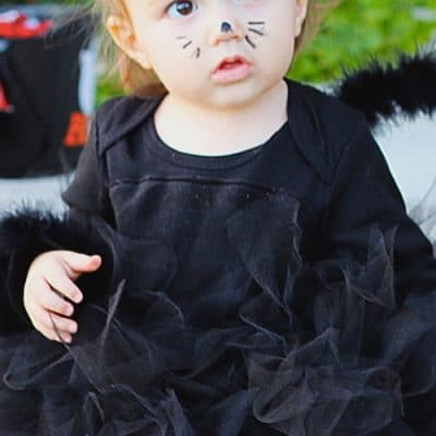 11 Easy DIY Toddler Halloween Costumes