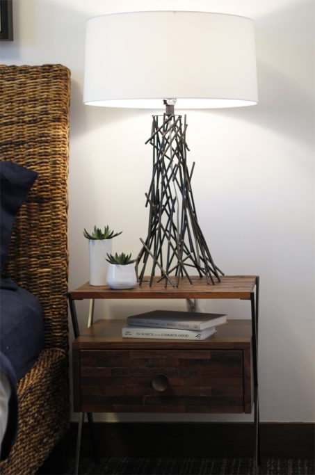 Upscale Rustic   9 Side Table Design Trends to expect in 2017 — everything from rustic and industrial to farmhouse and French country.