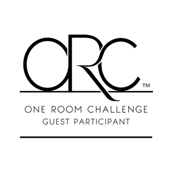 Follow along as we transform our guest room with the One Room Challenge