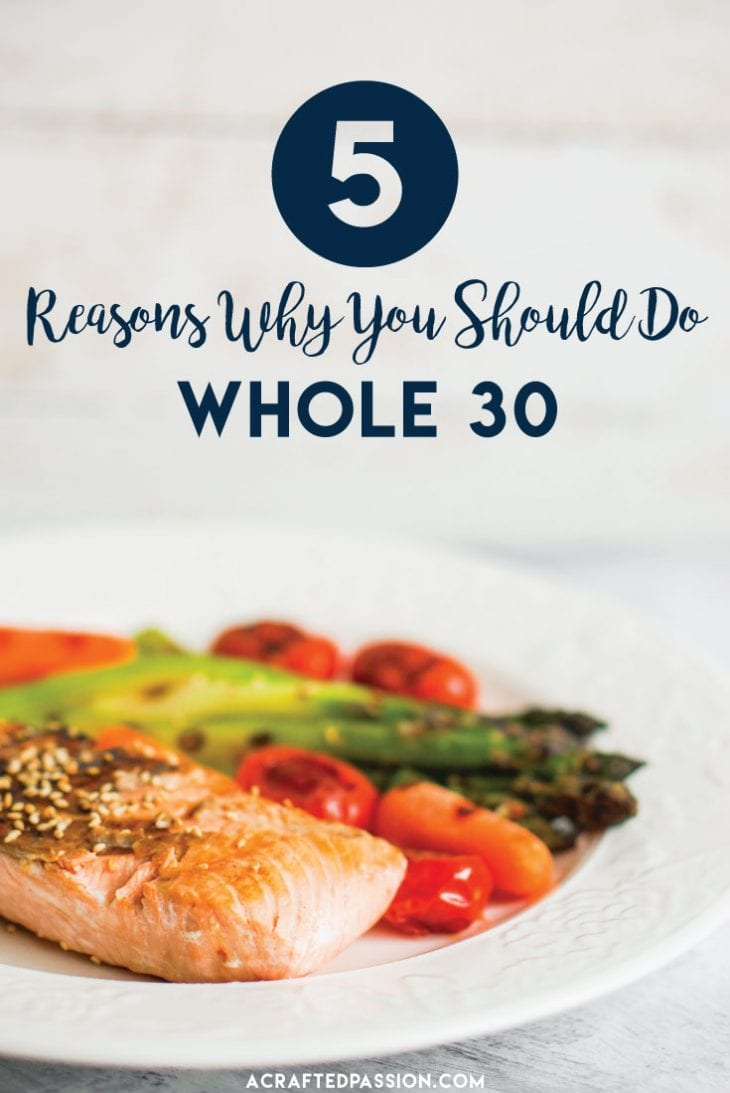 GENIUS! Ready to make a change in 2017? You can commit to anything for just 30 days and the results are worth it and the rules aren't tough! Here are 5 reasons why you should do the whole 30 challenge and tips to get started.