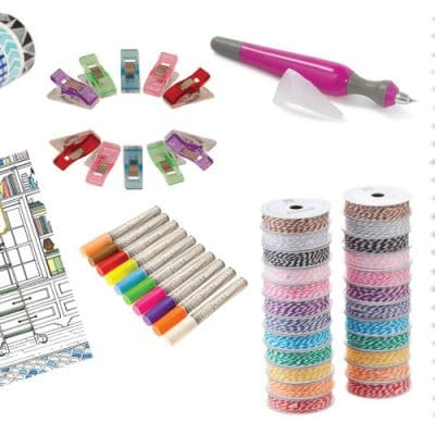 Gift Guide for the Colorful Crafter