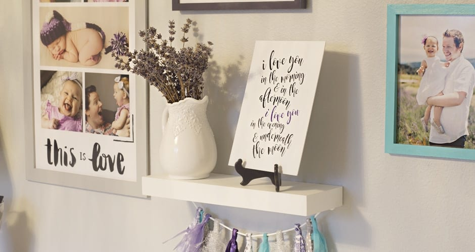One Room Challenge Week Five: Tips to Plan a Gallery Wall