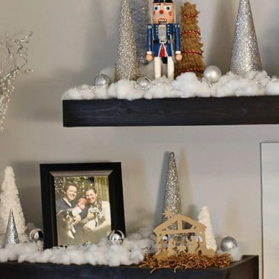 20+ DIY Mini Christmas Tree Decor Ideas