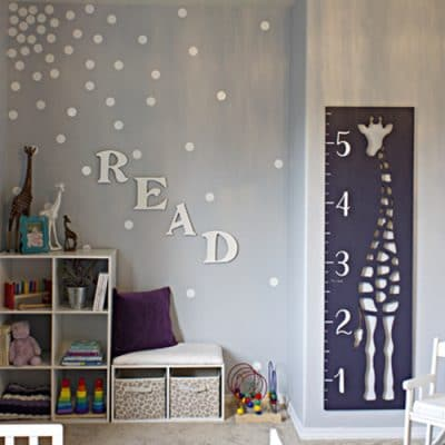 One Room Challenge Week Six: A Toddler Chic Bedroom Reveal