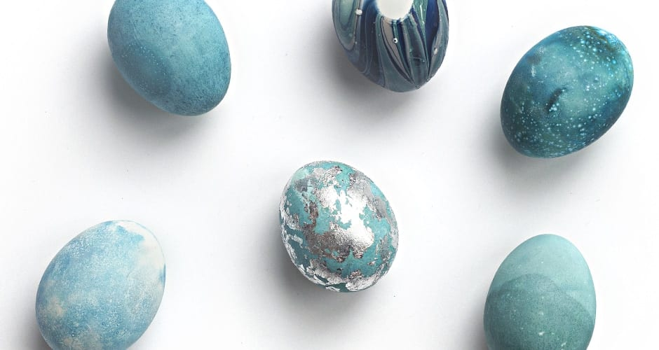 6 Ways to Decorate Easter Eggs