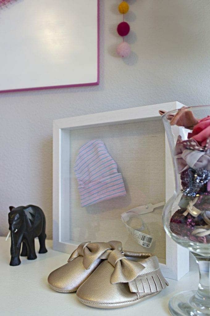Nursery decors image.