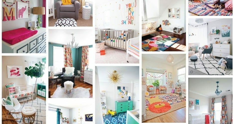 15 Adorable Colorful Nursery Ideas Kid S Room Decor