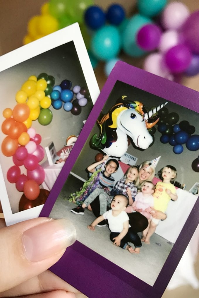 Unicorn Adult Party pictures image.