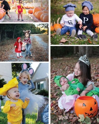 10+ Darling Sister Halloween Costume Ideas
