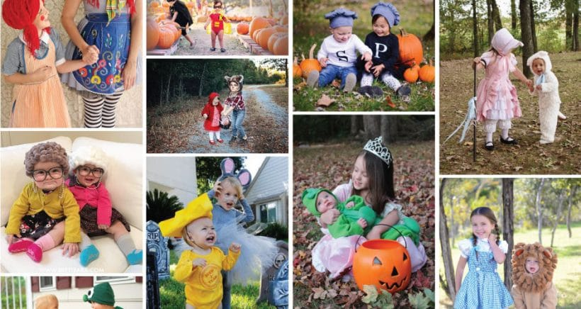 Sisters are the greatest! These adorable sister Halloween costume ideas are perfect for toddler and & 10+ Darling Sister Halloween Costume Ideas