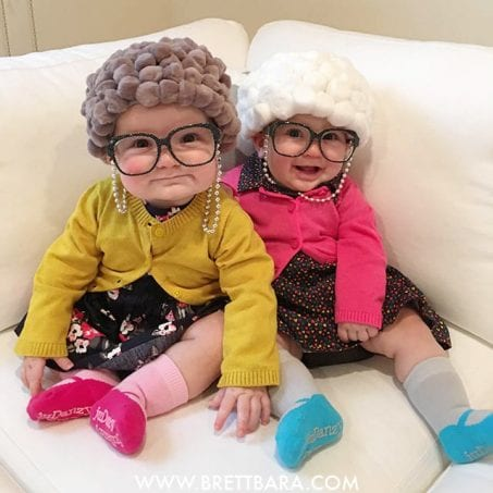 Sisters are the greatest! These adorable sister Halloween costume ideas are perfect for toddler and  sc 1 st  A Crafted Passion & 10+ Darling Sister Halloween Costume Ideas