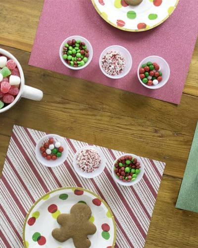 How to Throw the Best Christmas Cookie Decorating Party