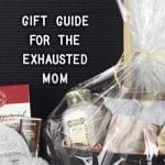 10 Gift Ideas for the Exhausted Mom Under $25