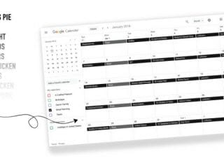The Ultimate Meal Planning Hack using Google Calendar