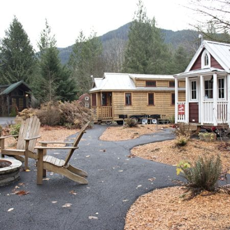 Curious what the tiny house rage is all about? Take a tiny house vacation and experience it! Here are 5 reasons why you should move it up your bucket list.