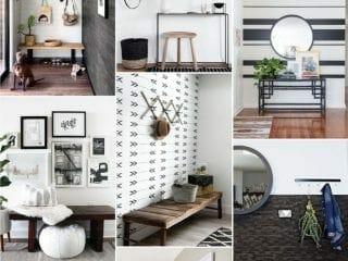 11 Modern Entryway Decor Ideas