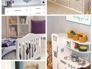 5 Tips to Create a Montessori Toddler Bedroom