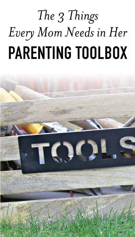 Parenting toolbox image.