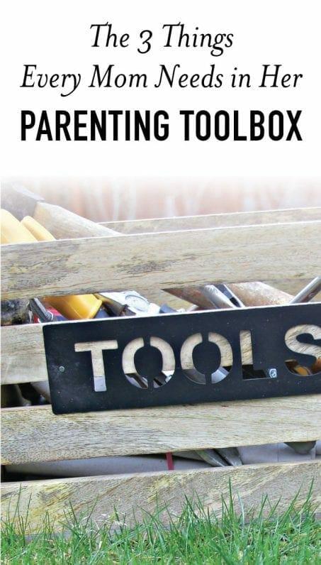Parenting toolbox image.