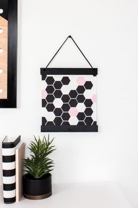 Image of geometric art