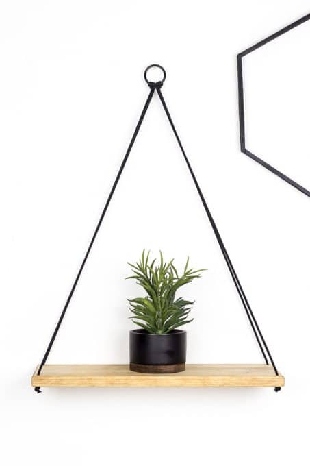 Image of hanging shelf