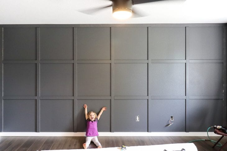 Image of DIY Board and Batten