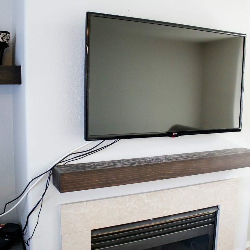 как красиво убрать провода от телевизора фото сообщает пресс-служба мвд