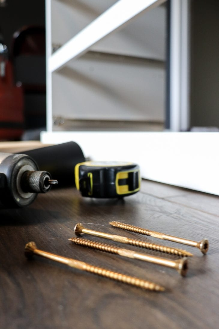Image of IKEA Malm dresser makeover