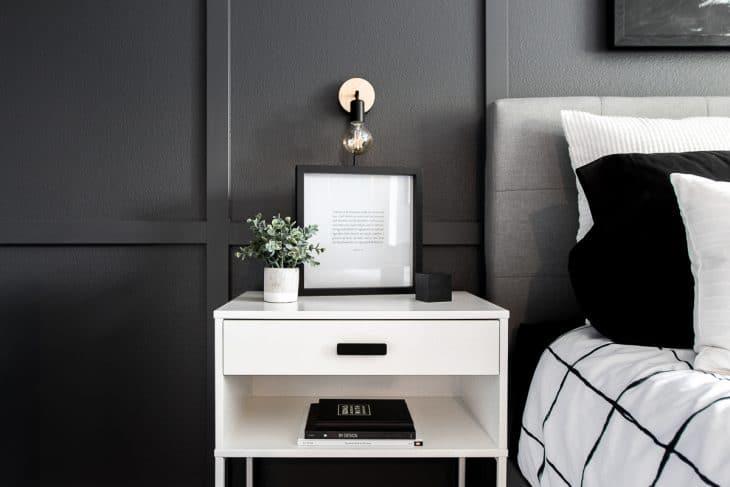 Modern IKEA Nightstand image