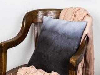 Make This DIY Ombre Dye Pillow